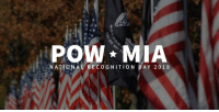 Throughout American history, the men and women of our Armed Forces have selflessly served our Country, making tremendous sacrifices to defend our liberty. On National POW/MIA Recognition Day, we honor all American Prisoners of War: http://45.wh.gov/y6Vs5D: POW MIA  NATIONAL RECOGNITION DAY 2018 Throughout American history, the men and women of our Armed Forces have selflessly served our Country, making tremendous sacrifices to defend our liberty. On National POW/MIA Recognition Day, we honor all American Prisoners of War: http://45.wh.gov/y6Vs5D