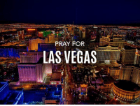 The people affected by the tragedy in Las Vegas are in our thoughts and prayers.: PRAY FOR  LAS VEGAS The people affected by the tragedy in Las Vegas are in our thoughts and prayers.