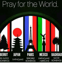 "Africa, Tumblr, and Wow: Pray for the World  BEIRUT  JAPAN PARIS MEXICO BAGHDAD  TERRORIST EARTHQUAKE SUCDE  BOMBINGS HURRCANE BOMBINGS  SS  SUICDE  OMBINGS EARTHOUAKE <p><a href=""http://send-me-noots.tumblr.com/post/133278558267/young-earth-more-like-no-there-has-been-a-lot"" class=""tumblr_blog"">send-me-noots</a>:</p>  <blockquote><p><a class=""tumblr_blog"" href=""http://young-earth-more-like-no.tumblr.com/post/133273383811"">young-earth-more-like-no</a>:</p> <blockquote> <p>There has been a lot of pain around the world this week. Personally I find it easy to desensitize myself from tragedy because it can get so overwhelming. But let us not remember to pray for the souls of the departed and for the surviving victims of these horrific events.</p> </blockquote>  <p>KENYA. SOUTH KOREA. THE WORLD INCLUDES AFRICAN NATIONS.</p></blockquote>  <p>Wow, really? I totally didn&rsquo;t realize that! By the way, I don&rsquo;t think South Korea is an African nation. If you know of countries in crisis that you&rsquo;d like to add then by all means do so, but there&rsquo;s no need to state the obvious as though Africa&rsquo;s being intentionally excluded or something.</p>"