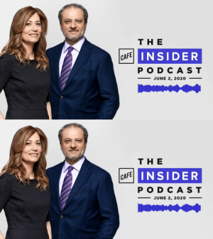 .@PreetBharara and @AnneMilgram discuss the legal and policy dimensions of George Floyd's killing and the civil unrest sweeping the nation on this week's CAFE Insider. To listen to the full episode for free, sign up here: https://t.co/3Vsjnk6QgR https://t.co/VzbcyKq9pE: .@PreetBharara and @AnneMilgram discuss the legal and policy dimensions of George Floyd's killing and the civil unrest sweeping the nation on this week's CAFE Insider. To listen to the full episode for free, sign up here: https://t.co/3Vsjnk6QgR https://t.co/VzbcyKq9pE