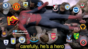 Premier League's hero https://t.co/IkhWCKIg9c: Premier League's hero https://t.co/IkhWCKIg9c