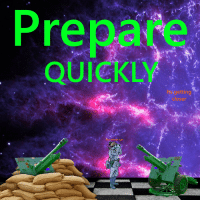 "<p>[<a href=""https://www.reddit.com/r/surrealmemes/comments/87lh6x/rally_the_troops/"">Src</a>]</p>: Prepare  QUICKLY  lesigetting  closer t  meme war <p>[<a href=""https://www.reddit.com/r/surrealmemes/comments/87lh6x/rally_the_troops/"">Src</a>]</p>"