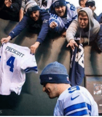 How Cowboys fans treated Romo on his way to retirement just to end up with a guy who can't pass the ball more than 10 yards. https://t.co/EIdW9plHqb: PRESCOTT How Cowboys fans treated Romo on his way to retirement just to end up with a guy who can't pass the ball more than 10 yards. https://t.co/EIdW9plHqb