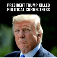 Memes, Trump, and Political Correctness: PRESIDENT TRUMP KILLED  POLITICAL CORRECTNESS Candace Owens Is EXACTLY Right! President Donald J. Trump Has Successfully KILLED Political Correctness & Exposed The Left! #BigGovSucks
