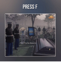press f to pay respects: PRESS F  PENGUIN  Press F to Pay Respects  GGAMING  Pay Respects