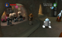 Confused, Lego, and Music: Press F2 or any  button to start In Lego Star Wars if you disable in-game music the Cantina band will stand around looking confused https://t.co/GlZKuaGnLf