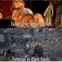 Memes, 🤖, and Dark: PRESS to move your HEAD.  Tutorial in other games  Gund  Tutorial in Dark Souls  932 lol XD darksouls3 tutorial ps4 xboxone pc gamer otaku memes stolenmemes gamerguy gamergirl gaming wtf bossfight