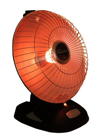Facepalm, Space, and Thought: PRESTO  HeatDish When people said they use a space heater as in the space they're occupying....I thought it was a part originally made in space...