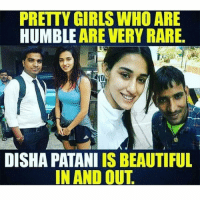 Be nice to everyone 👌🏻 And people will love you ❤️: PRETTY GIRLS WHO ARE  HUMBLE ARE VERY RARE  DISHA PATANI IS BEAUTIFUL  IN AND OUT Be nice to everyone 👌🏻 And people will love you ❤️