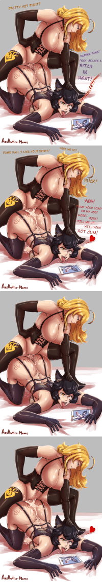 Ass, Bitch, and Cum: PRETTY HOT RIGHT?  HARDER YANG  FUCK MELIKE A  BITCH  IN  HEAT  egfheticc-Meme   HERE WE 6O!  LIKE your SPIRIT!  DAMN KALI,  FuCK!  YES!  UMP YOUR LOAD  IN My ASS  MORE!  PILL ME up  MORE!  HOT CUM!  egfheticc-Meme   egfheticc-Meme   egfheticc-Meme Bellabooty hot sandwichAh so that's where she is :)Commission for Sweetd of Kali and Yang. Previous partFull res album