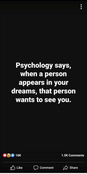 Pretty sure that's not how psychology works: Pretty sure that's not how psychology works