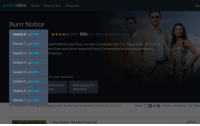 Amazon, Fall, and Help: prime video Home Rent or Buy Channels  Mer  Burn Notice  Season 0 prime  Season 1 Vprime  Season 2 prime  Season 3 prime  Season 4 prime  Season 5 prime  Season 6 prime  Season 7 prime  (507) IMDb 8.0 2011 8 Seasons  with Michael and Fiona, he was Commander Axe, U.S. Navy SEAL. The Fall of  ow Sam went from respected Naval Commander to the man of mystery  n Notice  in your location  e Purchase  ons  Add Season to  Watchlist  By ordering or viewing, you agree to our Terms. Sold by Amazon Digital Services LLC.  ShareSend us Feedback Get Help  1. Burn Notice: The Fall Of Sam Axe  vprime