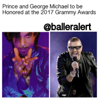 "Prince and George Michael to be Honored at the 2017 Grammy Awards – blogged by @MsJennyb ⠀⠀⠀⠀⠀⠀⠀⠀⠀ ⠀⠀⠀⠀⠀⠀⠀⠀⠀ The GrammyAwards are right around the corner, set to include a slew of extraordinary performances, surprises and tributes. ⠀⠀⠀⠀⠀⠀⠀⠀⠀ ⠀⠀⠀⠀⠀⠀⠀⠀⠀ According to Page Six, Sunday's highly anticipated event will incorporate special tributes to music icons Prince and GeorgeMichael, who both passed in 2016. ⠀⠀⠀⠀⠀⠀⠀⠀⠀ ⠀⠀⠀⠀⠀⠀⠀⠀⠀ The show's producers and organizers announced the tribute on Wednesday, revealing that the awards ceremony will include two performances in honor of the icons. However, it is still unclear which celebrities will be involved with the tributes. ⠀⠀⠀⠀⠀⠀⠀⠀⠀ ⠀⠀⠀⠀⠀⠀⠀⠀⠀ This year, a few performers set to grace the stage on Sunday, include Adele, LadyGaga, JohnLegend, BrunoMars and a ""very pregnant"" Beyoncé. The ""Late Late Show's"" James Corden will host the event, which will premiere Sunday night on CBS. ⠀⠀⠀⠀⠀⠀⠀⠀⠀ ⠀⠀⠀⠀⠀⠀⠀⠀⠀ Who do you want to perform in the tributes?: Prince and George Michael to be  Honored at the 2017 Grammy Awards  @balleralert Prince and George Michael to be Honored at the 2017 Grammy Awards – blogged by @MsJennyb ⠀⠀⠀⠀⠀⠀⠀⠀⠀ ⠀⠀⠀⠀⠀⠀⠀⠀⠀ The GrammyAwards are right around the corner, set to include a slew of extraordinary performances, surprises and tributes. ⠀⠀⠀⠀⠀⠀⠀⠀⠀ ⠀⠀⠀⠀⠀⠀⠀⠀⠀ According to Page Six, Sunday's highly anticipated event will incorporate special tributes to music icons Prince and GeorgeMichael, who both passed in 2016. ⠀⠀⠀⠀⠀⠀⠀⠀⠀ ⠀⠀⠀⠀⠀⠀⠀⠀⠀ The show's producers and organizers announced the tribute on Wednesday, revealing that the awards ceremony will include two performances in honor of the icons. However, it is still unclear which celebrities will be involved with the tributes. ⠀⠀⠀⠀⠀⠀⠀⠀⠀ ⠀⠀⠀⠀⠀⠀⠀⠀⠀ This year, a few performers set to grace the stage on Sunday, include Adele, LadyGaga, JohnLegend, BrunoMars and a ""very pregnant"" Beyoncé. The ""Late Late Show's"" James Corden will host the event, which will premiere Sunday night on CBS. ⠀⠀⠀⠀⠀⠀⠀⠀⠀ ⠀⠀⠀⠀⠀⠀⠀⠀⠀ Who do you want to perform in the tributes?"