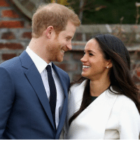 At-St, Memes, and Prince: Prince Harry and Meghan Markle have announced their wedding date - 19th May 2018. The couple confirmed their engagement last month. The ceremony will take place at St George's Chapel, Windsor Castle. (Photo by Chris Jackson-Getty Images) princeharry meghanmarkle royal wedding royalwedding bbcnews