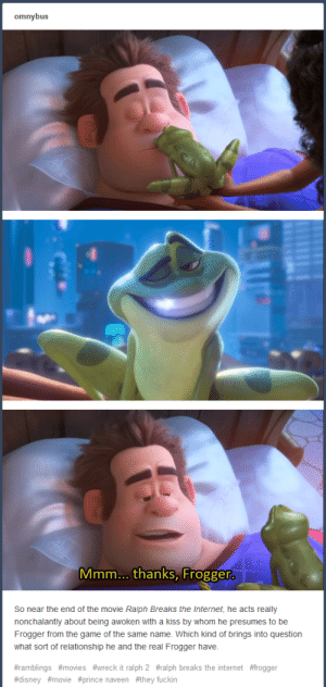 Prince Naveen in Wreck It Ralph 2: Prince Naveen in Wreck It Ralph 2