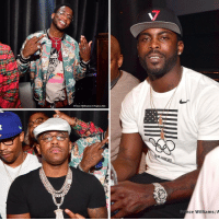 Memes, Rocko, and 🤖: Prince Williams /ATLpics.Net  Pri /A  nce Williams BallerAlert - spotted - Mikevick GucciMane Rocko at Grooves in Houston (📷 @atlpics)