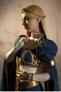 Princess Zelda cosplay from Breath of the wild https://t.co/l92KqYc3QS: Princess Zelda cosplay from Breath of the wild https://t.co/l92KqYc3QS