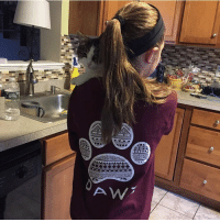 Memes, 🤖, and Maroon: pring  T) Thanks @amcrazy_10 for the submission in our maroon tribal shirt 🐶 order at PawzShop.com for free shipping
