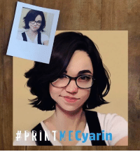 I've printed a picture of strixtopia on instagram with the DeskJet 3720 for the #printmecyarin collaboration and created the first drawing for the event! There's been a lot of entries on instagram so far, the response is huge! You can still send in pictures for the collaborative artwork, which I will reveal on the 14th of January in Utrecht with HP. There are only 100 spots so if you want to be there be quick! The link is; https://goo.gl/elwDSM ✨: PRINT I've printed a picture of strixtopia on instagram with the DeskJet 3720 for the #printmecyarin collaboration and created the first drawing for the event! There's been a lot of entries on instagram so far, the response is huge! You can still send in pictures for the collaborative artwork, which I will reveal on the 14th of January in Utrecht with HP. There are only 100 spots so if you want to be there be quick! The link is; https://goo.gl/elwDSM ✨
