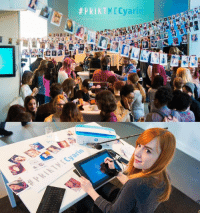 Here is the final outcome of the #printmecyarin campaign! Thank you all for participating, it was lovely meeting you and seeing the faces of who couldn't attend on the pictures printed on the DeskJet 3720 💙 The little snapshots looked so cute in the gorgeous set up space! Thank you HP for collaborating with me and making this a reality; it was overwhelming, but it couldn't have been nicer! What do you guys think of the result? You can check out photos some people made at the event in by searching the hashtag on instagram! I keep looking at them, because they make me so happy! I hope I get to meet more of you in the future 💕✨:  #PRINT  MECyarin Here is the final outcome of the #printmecyarin campaign! Thank you all for participating, it was lovely meeting you and seeing the faces of who couldn't attend on the pictures printed on the DeskJet 3720 💙 The little snapshots looked so cute in the gorgeous set up space! Thank you HP for collaborating with me and making this a reality; it was overwhelming, but it couldn't have been nicer! What do you guys think of the result? You can check out photos some people made at the event in by searching the hashtag on instagram! I keep looking at them, because they make me so happy! I hope I get to meet more of you in the future 💕✨