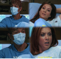 Life, Memes, and Arizona: Privategreys  PP 5x6  our  at?  Four. We got four [PP 5x6] LOOK HOW HAPPY AND PROUD JAKE LOOKS HES TEARING UP JADDISON IS LIFE Y'ALL - QOTD: Lexie or Arizona? AOTD: Lexie - greysanatomy privatepractice addisonmontgomery katewalsh jakereilly benjaminbratt shondaland ga pp