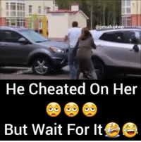It gets better 😁😁😁 - FULL VIDEO AT PMWHIPHOP.COM LINK IN BIO: @prm photo  He Cheated on Her  But Wait For It It gets better 😁😁😁 - FULL VIDEO AT PMWHIPHOP.COM LINK IN BIO