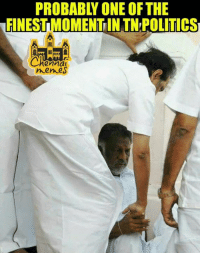 Sadly it takes a loss to bring the best in all of us   #HaRi: PROBABLY ONE OF THE  FINESTMOMENTIN TNPOLITICS  ennat  memes Sadly it takes a loss to bring the best in all of us   #HaRi