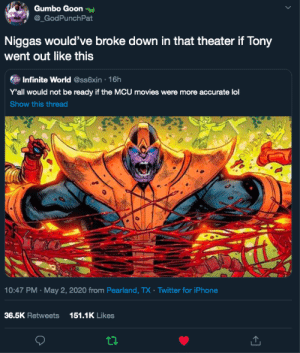 Probably would never see a Marvel movie again by 93arkhanov93 MORE MEMES: Probably would never see a Marvel movie again by 93arkhanov93 MORE MEMES