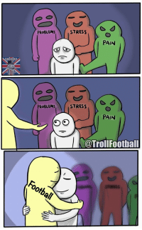 That's me 😇⚽ https://t.co/k0mLbLqe8s: PROBLEMS  PROBLEMS  STRESS  PAIN  STRESS  PAIN  @Troll Football That's me 😇⚽ https://t.co/k0mLbLqe8s
