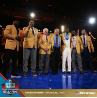 Football, Memes, and Nfl: PROD FOOTBALL  HALLOFFAME  ENSHRINEMENT: TOMORROW, 7PMET  NTON.DOHIO  NFL Legends. #PFHOF18 https://t.co/0l6HIMNyIf