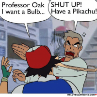 Sorry for the lack of content, home issues, and no other admins to run the page D; I still love you all... most of you.... c; - Dan: Professor Oak SHUT UP!  I want a Bulb  Have a Pikachu!  nr  WELOVECARTOONS.COMV Sorry for the lack of content, home issues, and no other admins to run the page D; I still love you all... most of you.... c; - Dan