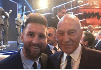 Soccer, X-Men, and Next: Professor X recruiting his next member of the X-Men. https://t.co/6cQeAnvVS0