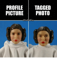 Memes, Tagged, and Tagged Picture: PROFILE  TAGGED  PICTURE  PHOTO  @TheGold Claw Who even approved of this? ( StarWars TheBlackSeries PrincessLeia Leia StarWarsTheBlackSeries Hasbro)