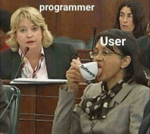 The Real, Real, and Use: programmer  User The real way to use my feature