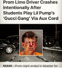 """<p>Not all heros wear capes via /r/memes <a href=""""https://ift.tt/2LuJapZ"""">https://ift.tt/2LuJapZ</a></p>: Prom Limo Driver Crashes  Intentionally After  Students Play Lil Pump's  'Gucci Gang' Via Aux Coro  MIAMI Prom night ended in disaster for <p>Not all heros wear capes via /r/memes <a href=""""https://ift.tt/2LuJapZ"""">https://ift.tt/2LuJapZ</a></p>"""
