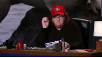 PROMINENT LIBERAL Michael Moore finally caves in and defends Trump. Honestly, he's really good at it too.: PROMINENT LIBERAL Michael Moore finally caves in and defends Trump. Honestly, he's really good at it too.