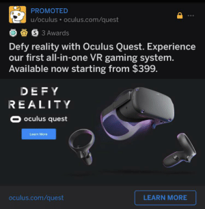 Oculus and Oculus Meme on ME ME
