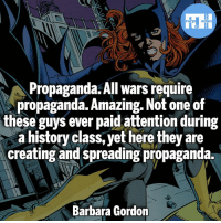 ▲Quotes▲ - Barbara Gordon!- My other IG accounts @factsofflash @yourpoketrivia @webslingerfacts ⠀⠀⠀⠀⠀⠀⠀⠀⠀⠀⠀⠀⠀⠀⠀⠀⠀⠀⠀⠀⠀⠀⠀⠀⠀⠀⠀⠀⠀⠀⠀⠀⠀⠀⠀⠀ ⠀⠀--------------------- batmanvssuperman deadpool batman superman wonderwoman deadpool spiderman hulk thor ironman marvel captainmarvel theflash deadpoolcorps captainamerica blackpanther justiceleague batgirl blackpanther greenlantern starsapphire blacklantern batmanvsuperman sinestrocorps orangelanterns redlanterns barbaragordon like4like bluelanterns: Propaganda. All wars require  propaganda. Amazing. Not one of  these guys ever paid attention during  a history class, yet here they are  creating and spreading propaganda.  Barbara Gordon ▲Quotes▲ - Barbara Gordon!- My other IG accounts @factsofflash @yourpoketrivia @webslingerfacts ⠀⠀⠀⠀⠀⠀⠀⠀⠀⠀⠀⠀⠀⠀⠀⠀⠀⠀⠀⠀⠀⠀⠀⠀⠀⠀⠀⠀⠀⠀⠀⠀⠀⠀⠀⠀ ⠀⠀--------------------- batmanvssuperman deadpool batman superman wonderwoman deadpool spiderman hulk thor ironman marvel captainmarvel theflash deadpoolcorps captainamerica blackpanther justiceleague batgirl blackpanther greenlantern starsapphire blacklantern batmanvsuperman sinestrocorps orangelanterns redlanterns barbaragordon like4like bluelanterns