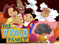 Family, Memes, and Best: PROUD  FAMILY The best show that actually showed diversity! https://t.co/Q27Ao3ZQoF