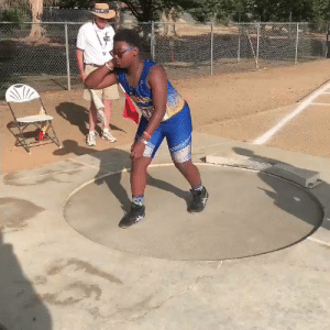 Proud of Lil Spice!! 16th in the nation in shotput and 18th in javelin! 💪🏾💪🏾 11-12 boys.  Ant was hangin in there with those 12 year olds!  My man held his own!! 🙌🏾🙌🏾 Great event @usatf 🙌🏾 https://t.co/JeUfHnEVNz: Proud of Lil Spice!! 16th in the nation in shotput and 18th in javelin! 💪🏾💪🏾 11-12 boys.  Ant was hangin in there with those 12 year olds!  My man held his own!! 🙌🏾🙌🏾 Great event @usatf 🙌🏾 https://t.co/JeUfHnEVNz