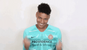 Memes, World Cup, and Providence: PROVIDENCE  Health & Services @USWNT @ADizzle23 Adrianna won @NWSL Goalkeeper of the Year in 2017 & 2018. We're ready to see those Tweets from her first World Cup! https://t.co/mbM7EQWJz9