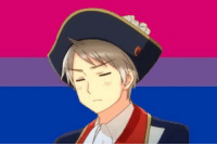 Target, Ted, and Tumblr: prussia-sexual:Happy Pride Month Prussia is Bi thanks for coming to my ted talk