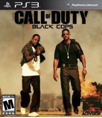 Who wants to play?!: PS3  PlayStation Network  CALL DUTY  BLACK COPS  MATURE 17+  IVIS  ESS RIB Who wants to play?!