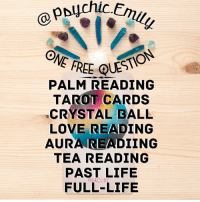 Psychic PALM READING TAROT CARDS CRYSTAL BALL LOVE READING