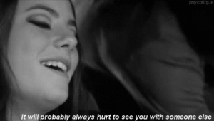 https://iglovequotes.net/: psycotique  It will probably always hurt to see you with someone else https://iglovequotes.net/