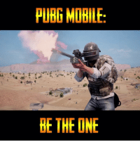 Memes, Http, and Mobile: PUBG MOBILE  BE THE ONE Who are you on the battleground? Download @pubgmobile now: http:-bit.ly-2EsGtFd