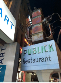 Restaurant, Keyword, and Can: PUBLICK  Restaurant When you cant name your variable after a keyword