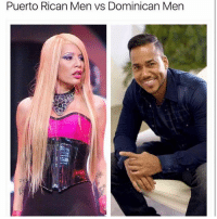 Whoever did this...fu! Lmao 😂 🇵🇷🇵🇷: Puerto Rican Men vs Dominican Men Whoever did this...fu! Lmao 😂 🇵🇷🇵🇷