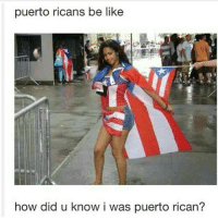 They will tell you! 😂😂😂😂😂 they're like crossfitters and vegans. puertoricans lmmfao theaccuracy: puerto ricans be like  how did u know i was puerto rican? They will tell you! 😂😂😂😂😂 they're like crossfitters and vegans. puertoricans lmmfao theaccuracy