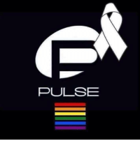 Today we honor the 49 people whose lives were tragically taken in a senseless terrorist attack inside Pulse nightclub in Orlando. Never forget.: PULSE Today we honor the 49 people whose lives were tragically taken in a senseless terrorist attack inside Pulse nightclub in Orlando. Never forget.